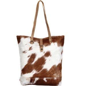 Handbags - 💥NEW💥Genuine Hair On Hide Tote Bag